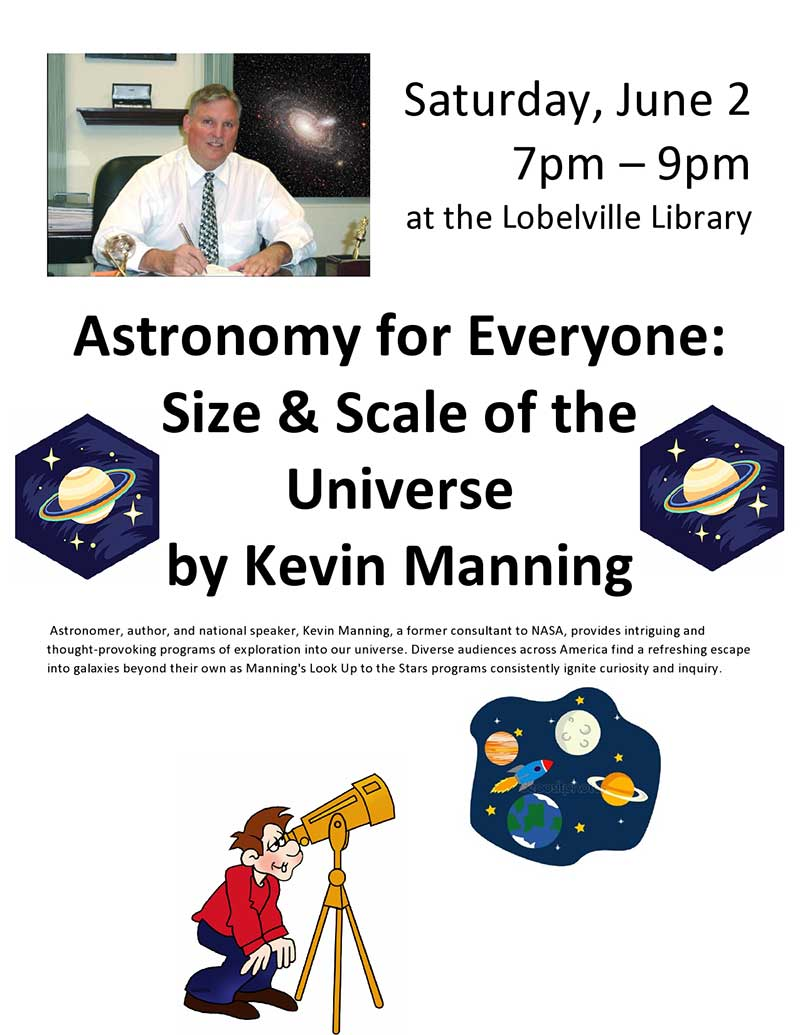 Astronomy for everyone web